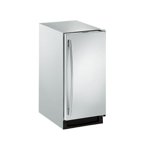 BI2115S-00 U-Line 2000 Series Undercounter Ice Maker – Right Hinged – Stainless Steel