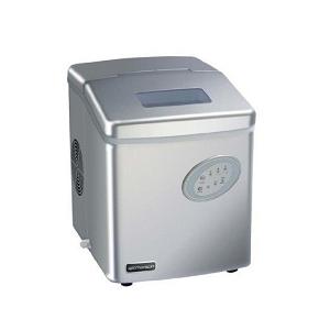 Emerson Portable Ice Maker – Silver