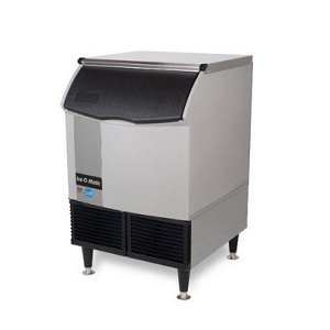 Ice-O-Matic ICEU150FA Air Cooled 185 Lb Full Cube Undercounter Ice Machine