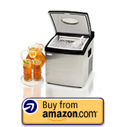 MaxiMatic MIM-5802 Mr Freeze Portable Ice Maker