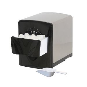 Polar PIM10BLS Stainless Steel Portable Ice Maker