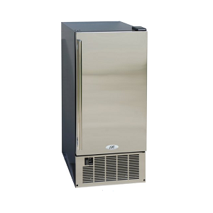 SPT IM-600US Stainless Steel Under-Counter Ice Maker