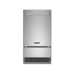 The KitchenAid KUIO18NNZS Ice Maker